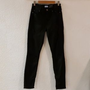 7 for all mankind Destructed b(air) Skinnies
